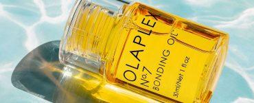 Använda Olaplex No.7